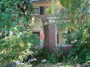 Donyale Luna's Detroit house
